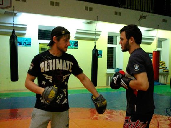 Набор в группу - ММА, К-1, Тайский бокс, Греплинг