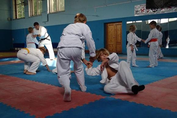 Первое сентября в центре боевых искусств - МЦБИ.РФ