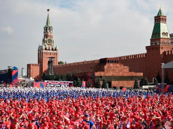 22 июля - Первый в истории день российского бокса