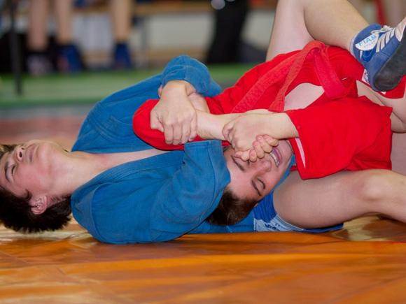 Федерации самбо МИФИ - Детско-юношеская спортивная школа