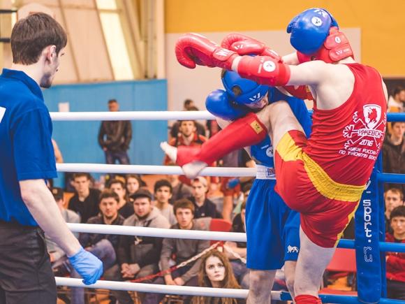 Федерация тайского бокса города Москвы