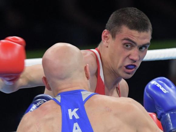 Сборная России по боксу завоевала серебро