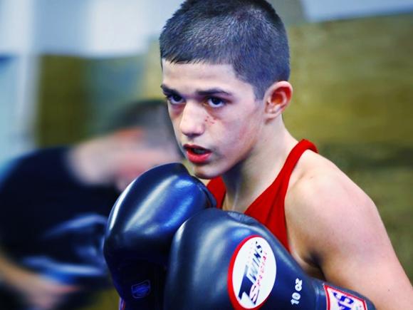 Приглашаем новичков в зал бокса ст. метро Каширская