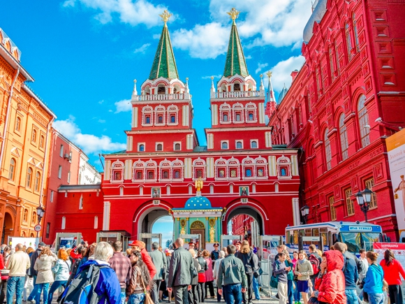 09.09.2017 г. - Москва  отмечает 870-летие