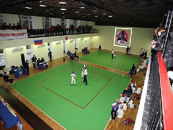 Сдается Арена для соревнований м. Каширская