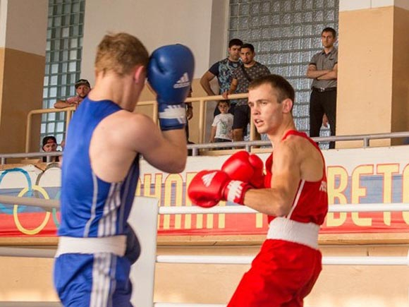 Завершился Всероссийский турнир по боксу