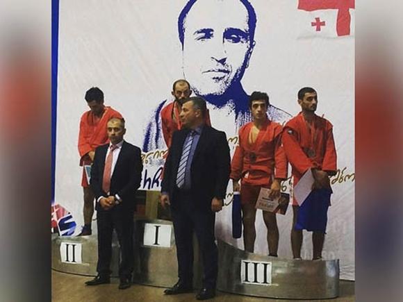 Международный турнир по самбо памяти Арчила Чохели