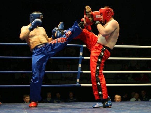 Прошёл турнир по кикбоксингу и тайскому боксу