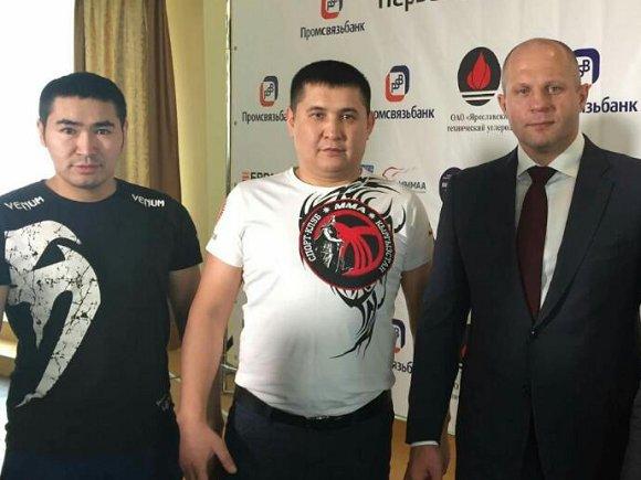 Клуб смешанных единоборств: MMA, Боевое самбо, Рукопашный бой, Панкратион
