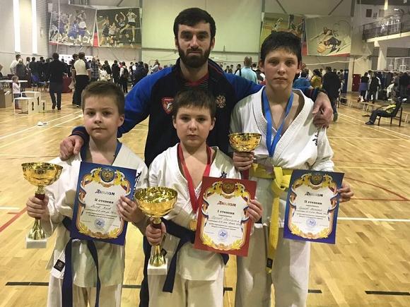 СКБИ «ЯМАКАСИ» - завоевал четыре медали