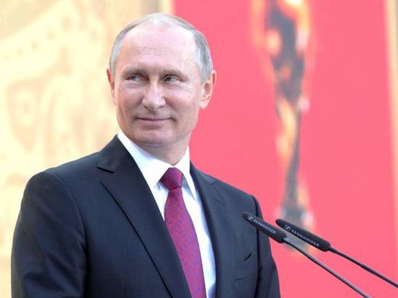 С Днем Рождения, Владимир Путин, Наш Президент!