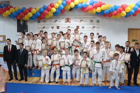 Открытое Первенство ГБУ «Спортшкола «Борец»
