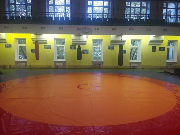 Спортивный зал для единоборств в аренду