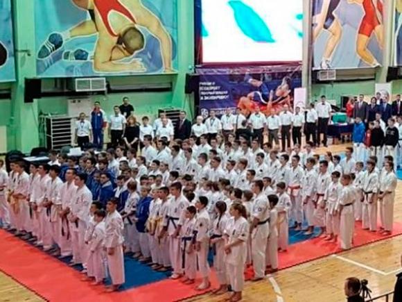 17.12.2017 г - Всероссийские соревнования по всестилевому каратэ