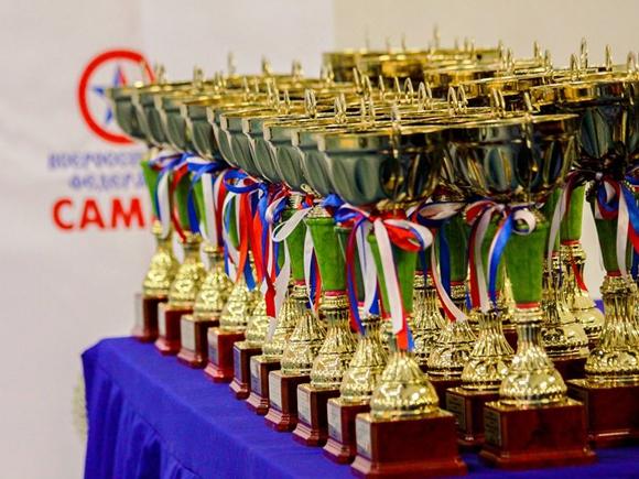 Всероссийские соревнования по самбо среди школьников