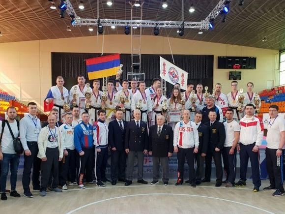 Чемпионат  Европы IFK по Киокусинкай - СКБИ