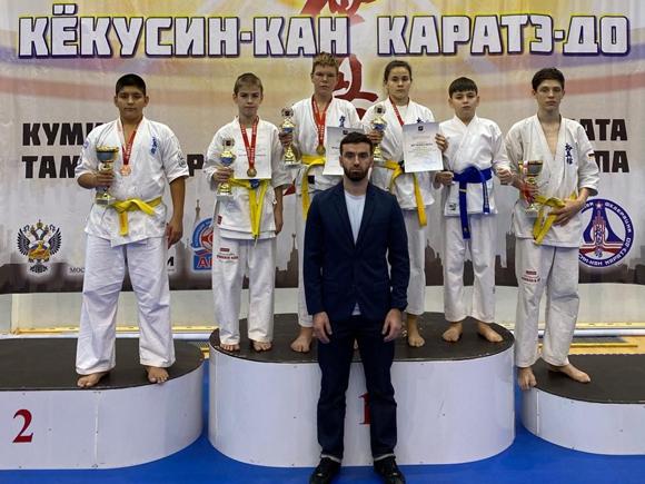 Чемпионат и первенство Москвы по киокусинкай